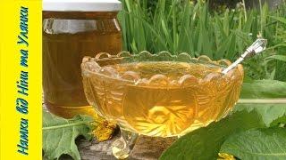 як зробити мед з цукру