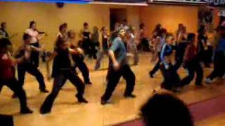 cours de ragga dancehall fred temps danse danse-in-lille