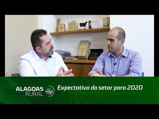 Secretário de Agricultura fala da expectativa do setor para 2020
