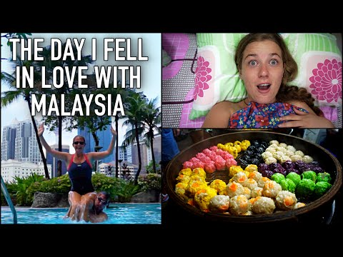 THE DAY I FELL IN LOVE WITH MALAYSIA!