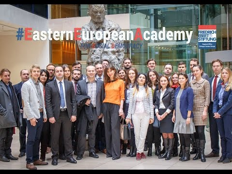 The First Eastern European Academy for Social Democracy