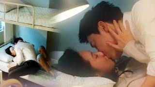 Jo Jung Suk ♥ Kong Hyo Jin, Romantic Kiss|조정석♥공효진, 연애 시작! 달콤 '키스' 《Don't Dare To Dream》 질투의 화신 EP19