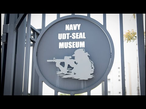 Bahamas Or Bust #14- Navy Seal Museum, Fort Pierce, FL. And Ate At; 12A Buoy-HIGHLY Recommend Both!