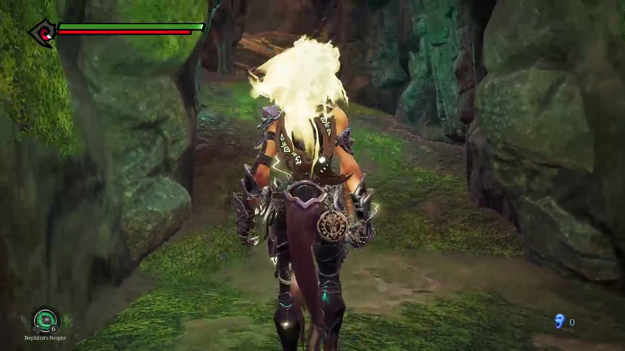 Darksiders 3 - Load Game = New Game+ bug