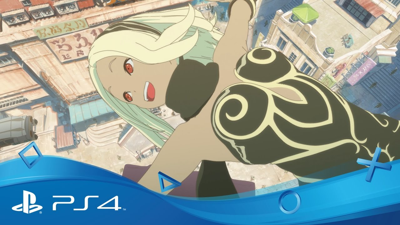 Gravity Rush: The Animation - Overture | Parts A & B