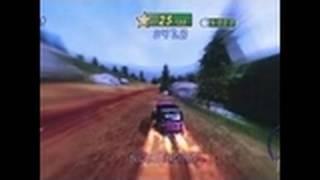 Excite Truck Nintendo Wii Gameplay - Trucking