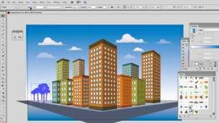 How to use the Perspective tools in Adobe Illustrator