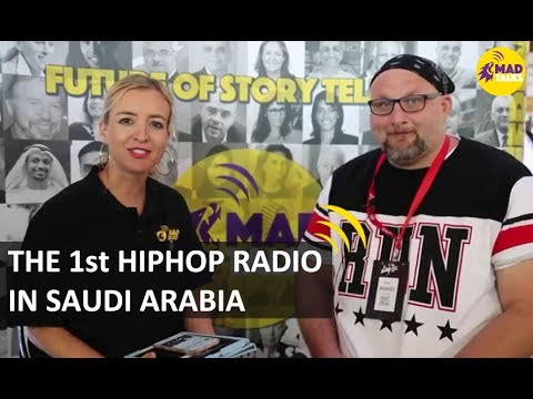 Big Hass, Saudi Radio Host, Hip-Hop Enthusiast and Founder of RE-VOLT Magazine