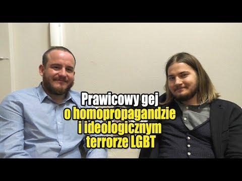 Prawicowy gej o homopropagandzie i ideologicznym terrorze LGBT