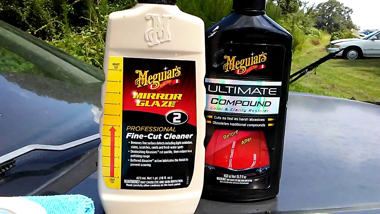 meguiar 39 s professional fine cut cleaner meguiar 39 s. Black Bedroom Furniture Sets. Home Design Ideas