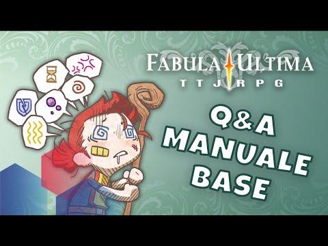 UN MERCOLEDÌ DA FABULA - 19 - Q&A Manuale Base