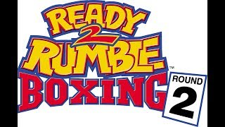Ready 2 Rumble Boxing Round 2 [Title/Menu Theme] [HD] [Dreamcast/PS1/PS2/N64] 2000