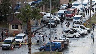 Власти Турции считают, что за терактом в Измире может стоять РПК