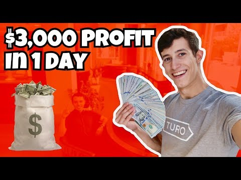 Kaleb Made $3,000 Profit In One Day Flipping Cars | Success Story