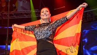 Ceca - Zajdi zajdi - (LIVE) - Skoplje - (TV Kanal 5 2014)