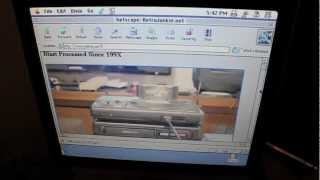 Apple Macintosh LC 475: Internet Enabled