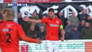 Samenvatting FC Lisse - Katwijk (1-2)   VVKatwijkTV