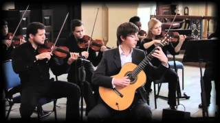 Nils Klöfver - Antonio Vivaldi: Concerto in D Major (RV 93) II. Largo