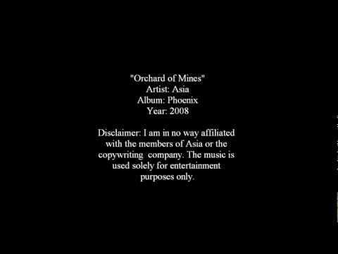 Orchard of Mines - Asia [Lyrics]