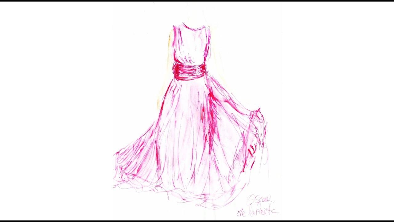 Perfecto Dibujos De Vestidos De Novia Friso - Ideas de Vestido para ...