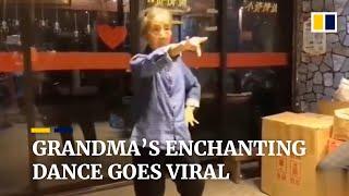 73-year-old grandma's enchanting dance becomes viral sensation
