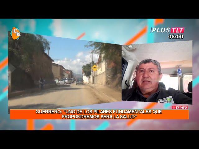 """GUERRERO: """"DE LOS 13 DISTRITOS SALIERON NUESTROS REPRESENTANTES POR EL MAS PARA LAS SUBNACIONALES"""""""