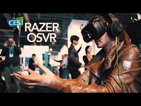 Доступный оупенсорс VR от Razer.