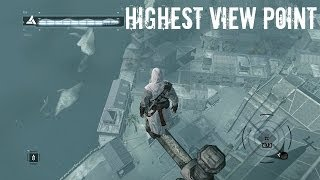 Assassin's Creed Highest View Point Leap of Faith