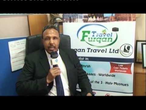 FURQAN TRAVEL LIVE PROGRAMME UNIVERSAL TV