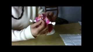 відео майстер клас як зробити ляльку з капронових колготок
