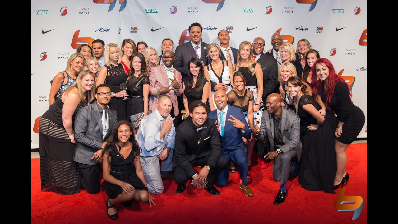 Brian Grant Foundation Shake It Gala 2015