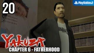 Yakuza 【PS2│PCSX2】 #20 │ Chapter 6 - Fatherhood