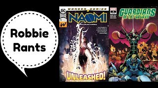 Weekly Comic Book Review 05/15/19 - Robbie Rants #319