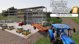 Building shelf storage! ★ Farming Simulator 2019 Timelapse ★ Shamrock valley ★ Episode 25