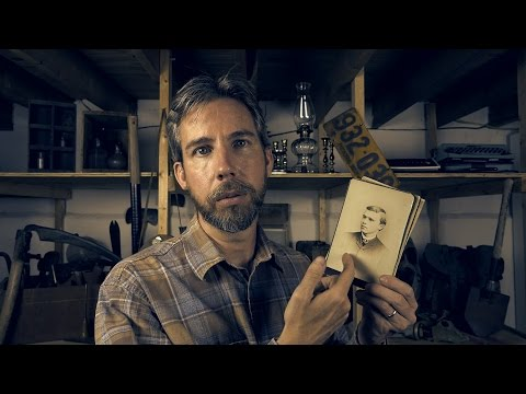 Arkham Lost & Found [ Vintage Antiques & Lovecraftian ASMR ]