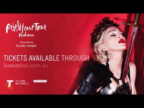 Rebel Heart Tour Behind the Scenes - What's in the tour wardrobe?
