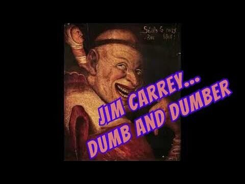 Jim Carrey Is Not Very Bright