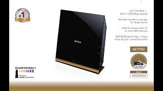 Netgear R6300 WiFi Router 802.11 ac Dual Band Gigabit Review