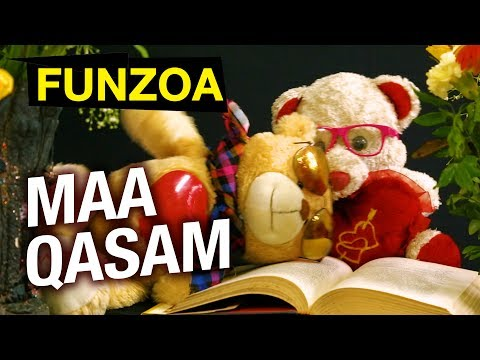 MAA KASAM TUJHSE LOVE YOU | Happy Propose Day Song | Funzoa Funny Viral Video |