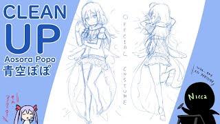 🔴[Nicca]Clean Up - Sketch