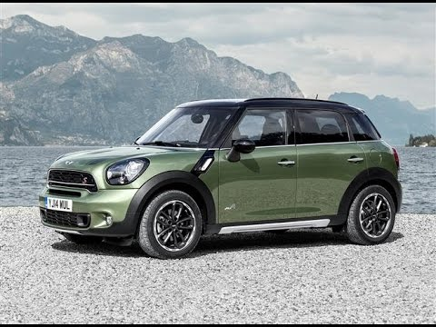 MINI Countryman 2015 Car Review