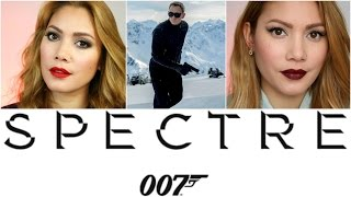 Spectre Bond Girls Make Up Tutorials | funnypilgrim