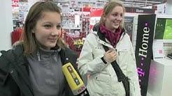 """SPARWELT: Media-Markt-Aktion """"Jeder 10. Einkauf ist für umsonst!"""" (5.1.2010 - RTL)"""
