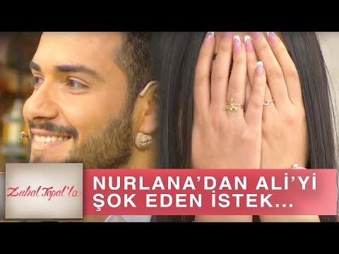 Zuhal Topal'la 202. Bölüm (HD) | Nurlana, Ali'den Öyle Bir Şey İstedi ki...