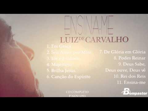 Luiz de Carvalho - Ensina-Me (Cd Completo) Bompastor 1993