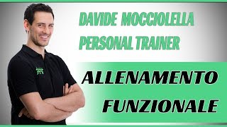 Video topic: allenamento funzionale