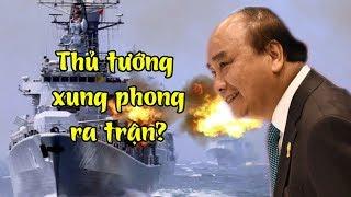 Biển Đông: TQ áp sát bờ biển VN- mất Bãi Tư Chính, Phúc nghẹo xón đái xung phong ra trận