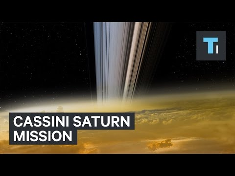 NASA just got its closest look at Saturn yet — here's what it saw