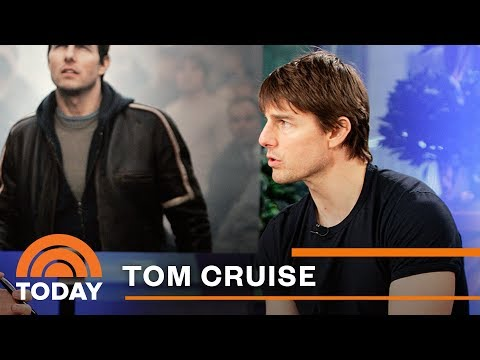 Tom Cruise's Heated  With Matt Lauer  Archives  TODAY