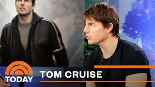 Tom Cruise's Heated Interview With Matt Lauer | Archives | TODAY thumbnail